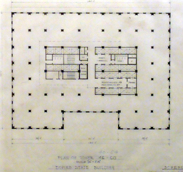 Empire Custom Flooring Inc: Architectural Drawing: From Europe To